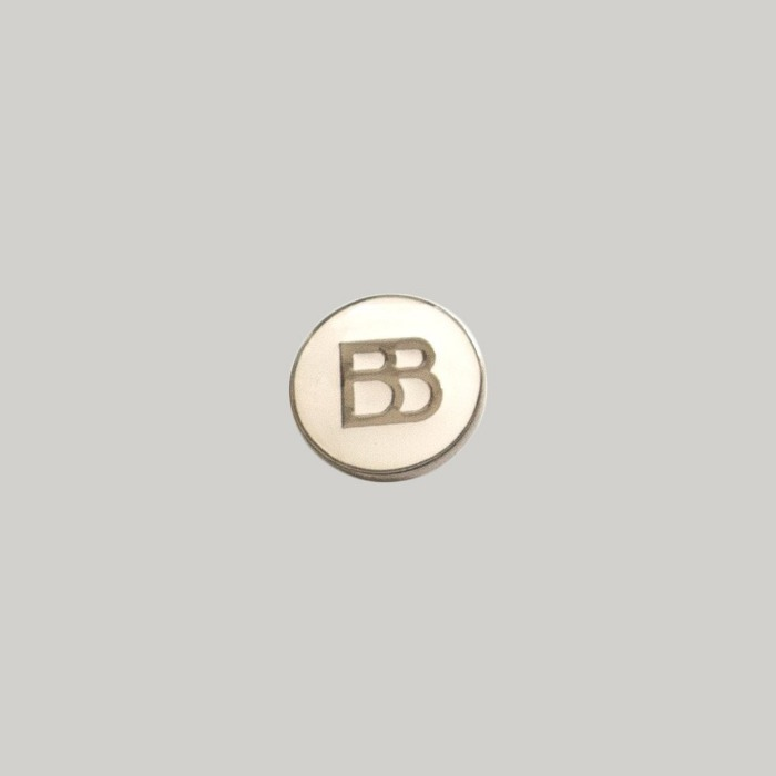 Bellboy BB Pin White