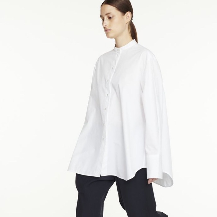 Studio Nicholson Asuka Shirt White (Women)