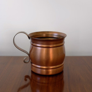 Gregorian Copper Mug made in usa