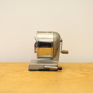 Vintage Mid Century 8 Hole Pencil Sharpener