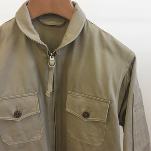 The Real McCOY'S MIL-J-7758A Khaki