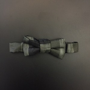 Porter Classic Ohshima Tsumugi Bow Tie