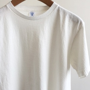 Velva Sheen Tubular T-Shirt White