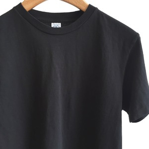 Velva Sheen Tubular T-Shirt Black