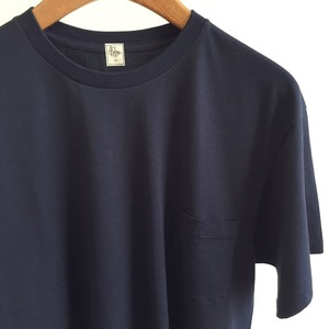 Kaptain Sunshine Pocket Tee Navy