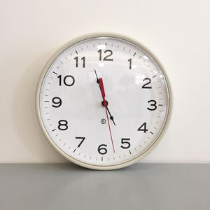 Vintage Peter Pepper Products School Wall Clock