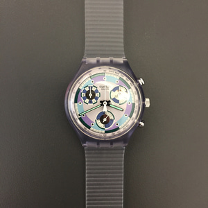 1990's Swatch Chronograph Wristwatch Deadstock (30)