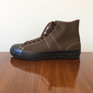 Phigvel Trainning Shoes Hi Brown x Black Sole