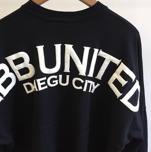 LBB United X Spirit Jersey Black Limited