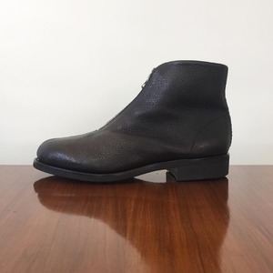 Phigvel Aviator Zip Boots Black