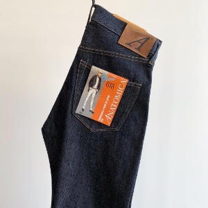 Anatomica 618 Original Denim Indigo One Wash