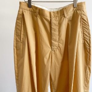 Haversack Typewriter Pants Yellow