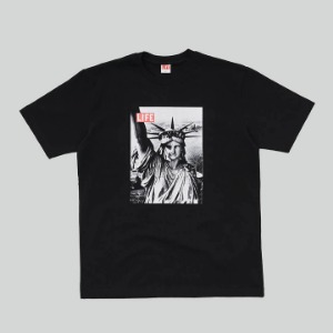 LIFE Archive Statue of Liberty T-shirt Black