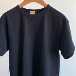 Whitesville Tubular T-shirt Black
