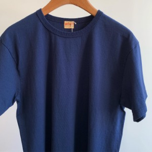 Whitesville Tubular T-shirt Navy