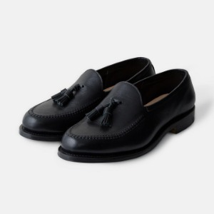 Phigvel Tasseled Loafer Black