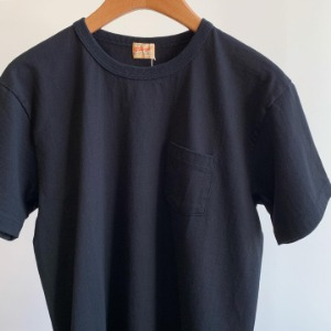 Whitesville Pocket T-shirt Black