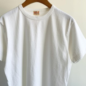 Whitesville Tubular T-shirt Off White