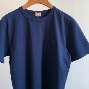 Whitesville Pocket T-shirt Navy