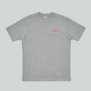 LIFE Archive Small Logo Grey