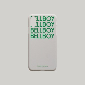 Bellboy iPhone Case Green