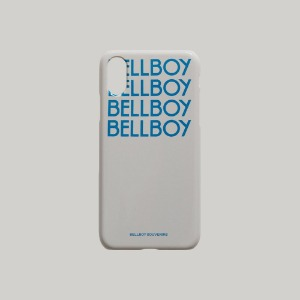 Bellboy iPhone Case Blue