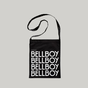 Bellboy Logo Sling Bag Black