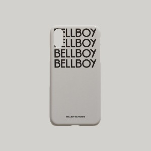 Bellboy iPhone Case Light Grey