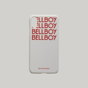 Bellboy iPhone Case Red