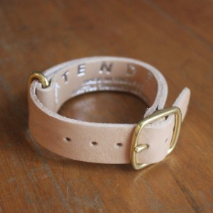 Tender & Co. Nato Watch Strap Natural Tan