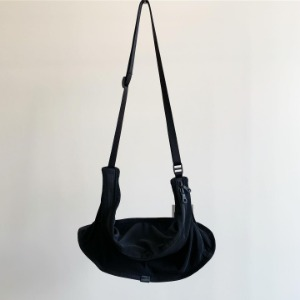 Usage Mollusca Bag ( L ) Black