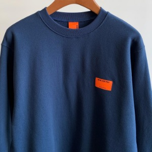 IDEAEND Double Tag Sweatshirt Navy