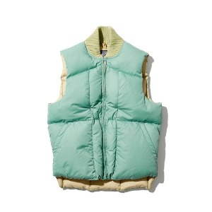 Rocky Mountain Featherbed GT Down Vest Emerald