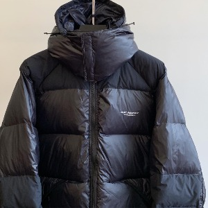 IDEAEND 4XL Down Jacket Black
