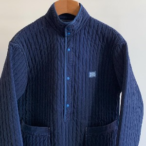 Porter Classic Super Nylon Stretch Jacket Blue
