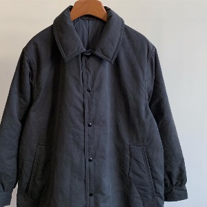 Porter Classic Weather Down Coat Black