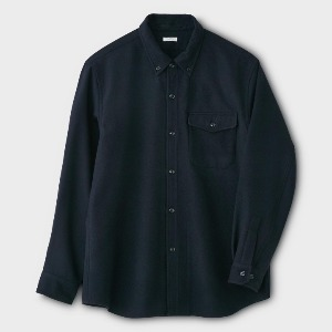 Phigvel BD CPO Shirt Black Navy