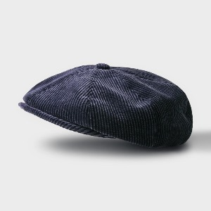 Phigvel Old Sporting Cap Corduroy Ink Navy