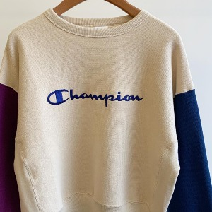Champion Reverse Weave ® 11.5oz Sweatshirt Beige (Women)