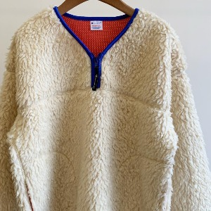 Champion Boa Fleece Pullover Natural (Women)
