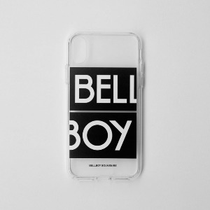 Bellboy iPhone Case Black