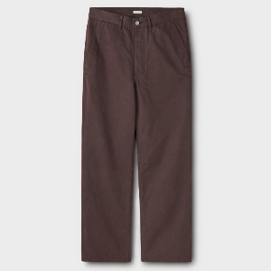 Phigvel Utility Trousers Purple Brown