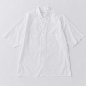 Phlannel Summer Box Shirt White (Mens)