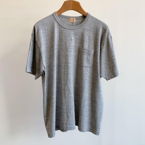 Whitesville Tubular Pocket T-shirt H.Gray