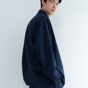 Le 17 Septembre Homme / 917 Over-sized Jacket Navy