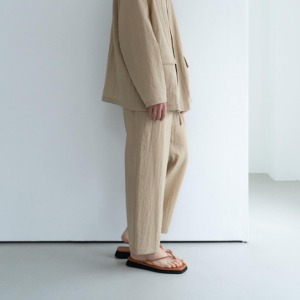 Le 17 Septembre Homme / 917 Easy String Pants D.Beige