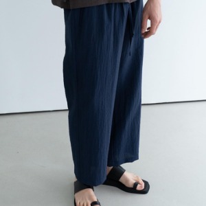 Le 17 Septembre Homme / 917 Easy String Pants Navy