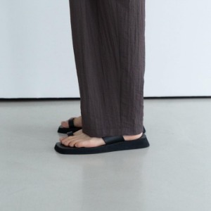 Le 17 Septembre Homme / 917 Easy String Pants D.Brown