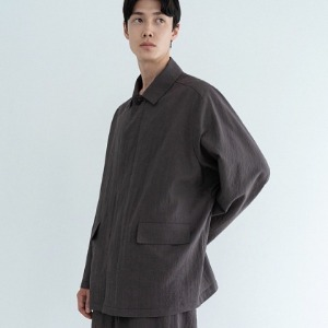 Le 17 Septembre Homme / 917 Over-sized Jacket D.Brown