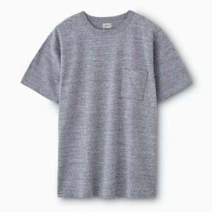 Phigvel Pocket Tee Top Grey